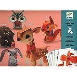 Djeco Jolie Wood Toys Paper Folding