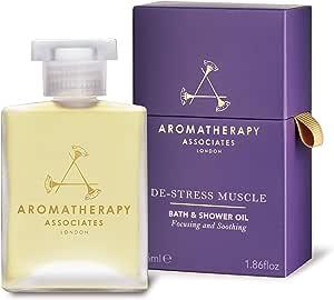 Aromatherapy Associates De-Stress - Muscle Bath & Shower Oil 55ml