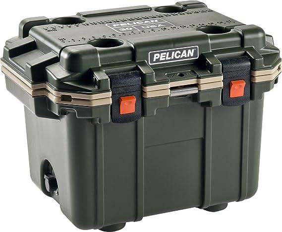 Pelican Elite Cooler, Unisex, Green/Tan: PELICAN: Amazon.es: Deportes y aire libre
