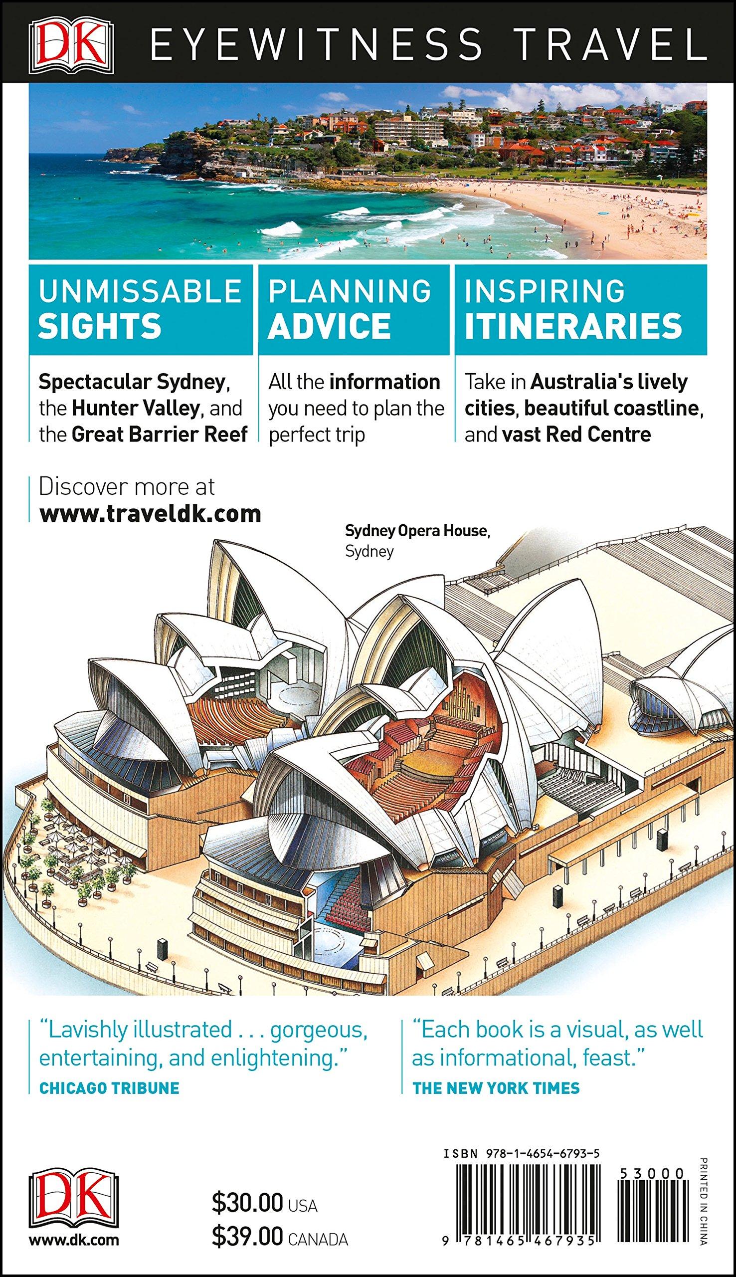 DK Eyewitness Travel Guide Australia - 91NC0QGBLUL - Getting Down Under