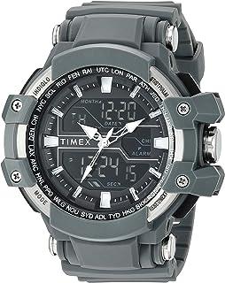 1501b19303a3 Timex de los hombres Expedición Choque digital correa de resina de ...
