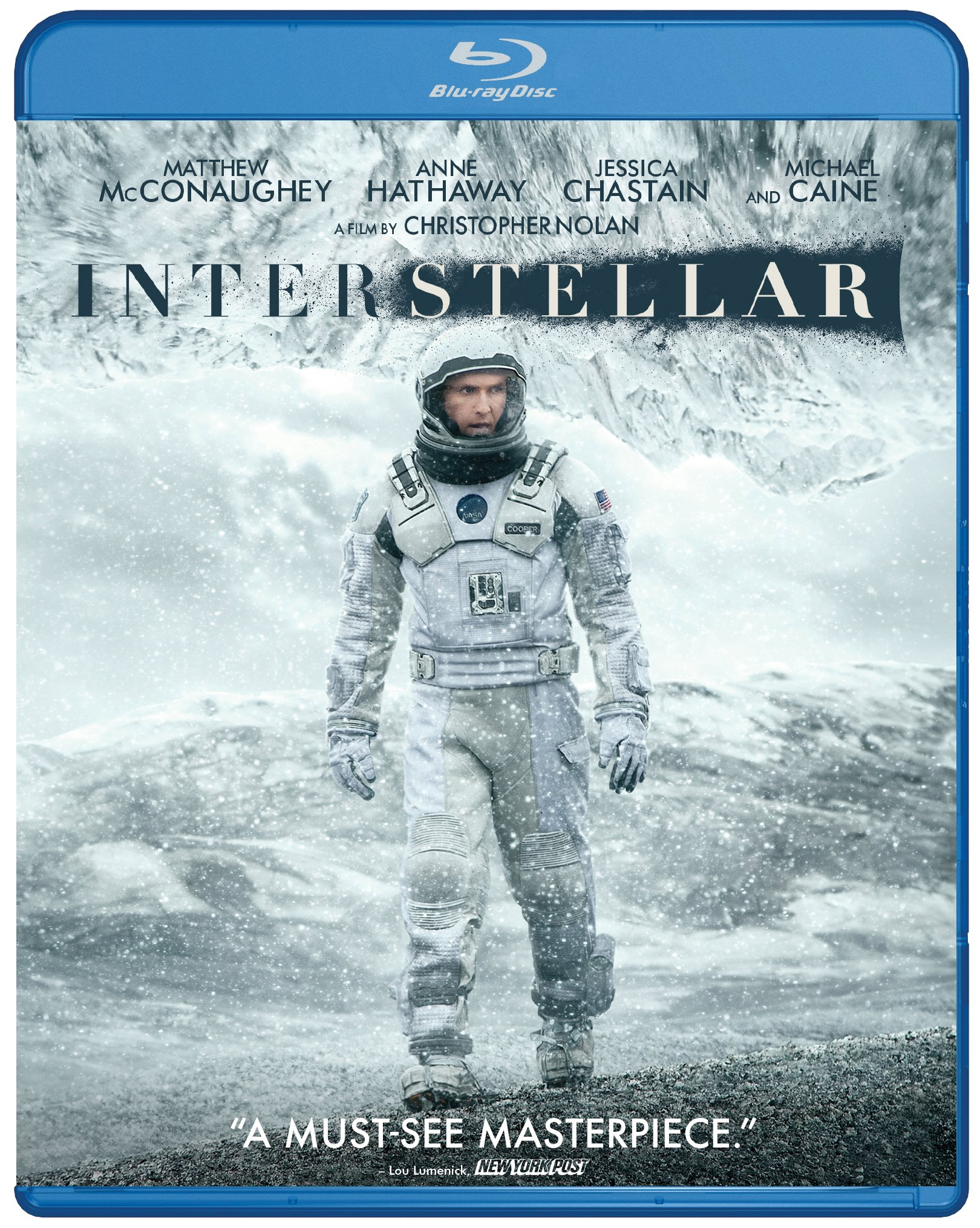 Blu-ray : Interstellar (Blu-ray)