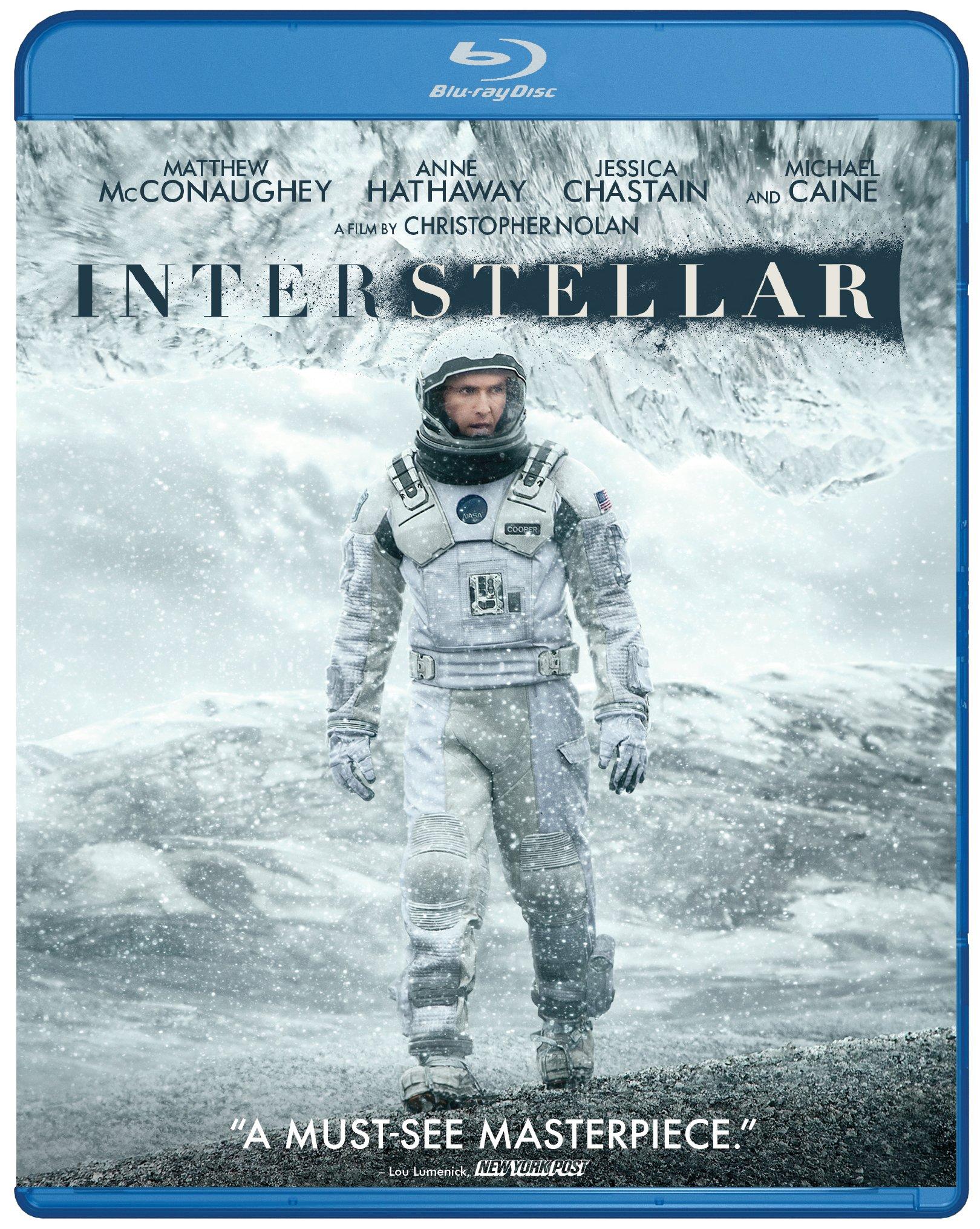 Blu-ray : Interstellar (Blu-ray)