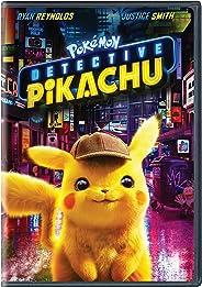 Pokemon Detective Pikachu (DVD)