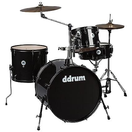 Amazon Com Ddrum D2 Rock Series Complete Drum Set With Cymbals