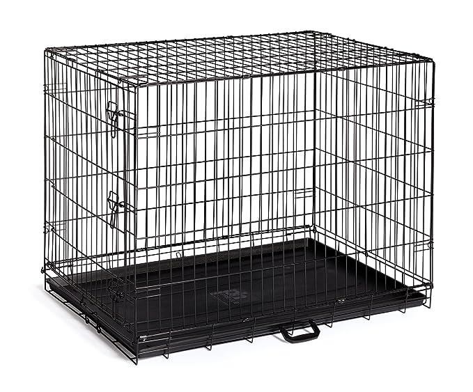 Prevue Hendryx Home Movimiento Sola Puerta Perro Crate e434, Grande: Amazon.es: Productos para mascotas