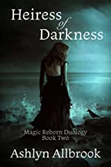 Heiress of Darkness: Magic Reborn #2 (Reverse Harem) Kindle Edition