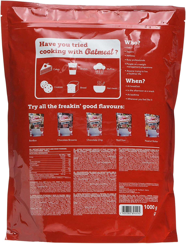 ... Repletos de Hidratos de Carbono de Alta Calidad y Fibras Saciantes -Sabor Tarta de Queso con Fresas -Apto para Vegetarianos -Cardiosaludable -12 Dosis: ...
