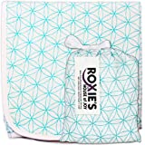 Roxie's Everything Blanket and Gift Bag, Baby and Toddler, Turquoise