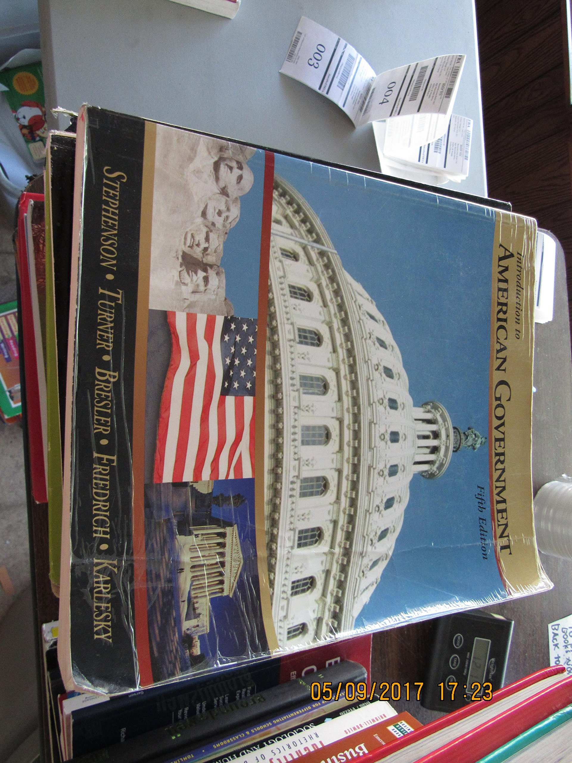 Download INTRO.TO AMERICAN GOVERNMENT:S PDF