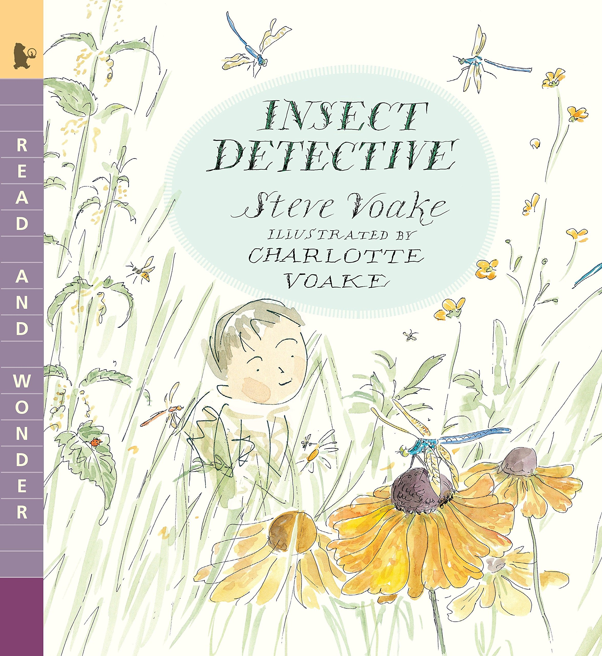 Insect Detective  Read And Wonder