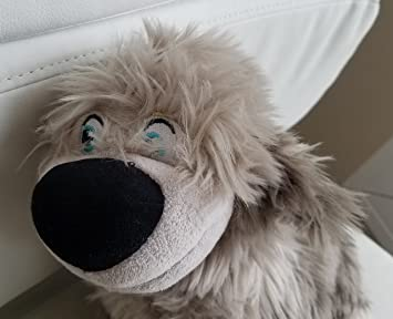 Amazon.es: Disney La Sirenita Ariel perro Exclusive 30 cm Peluche suave Max perro muñeca juguete: Juguetes y juegos