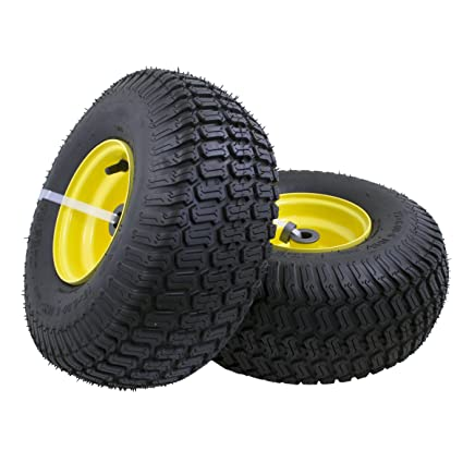 replace honda lawn mower tires