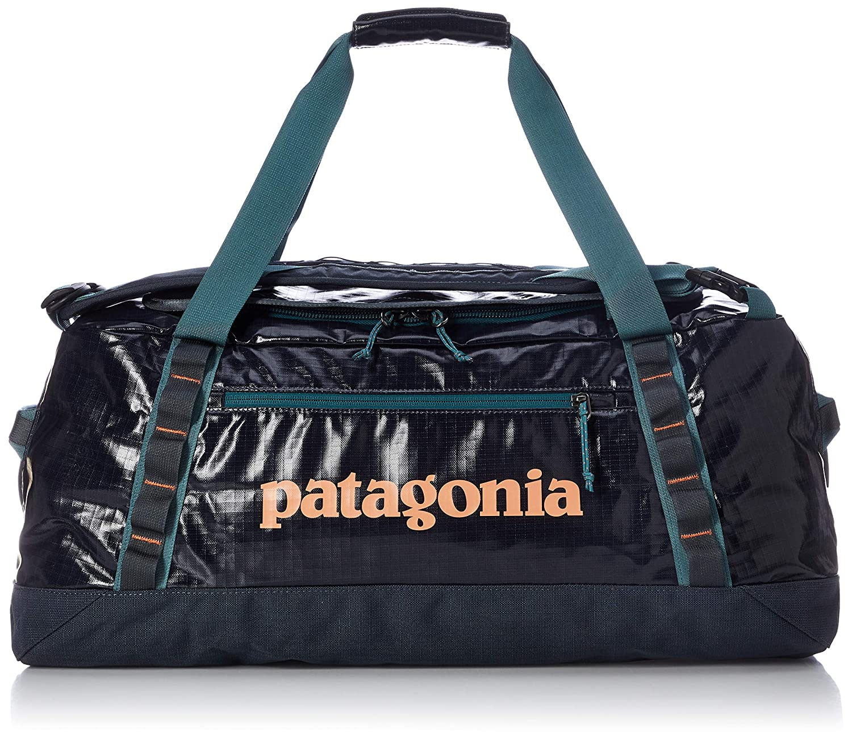 [パタゴニア]Patagonia Black Hole Duffel Bag ブラックホール ダッフル 60L 49341 Smolder Blue [並行輸入品] B07QWCNY99