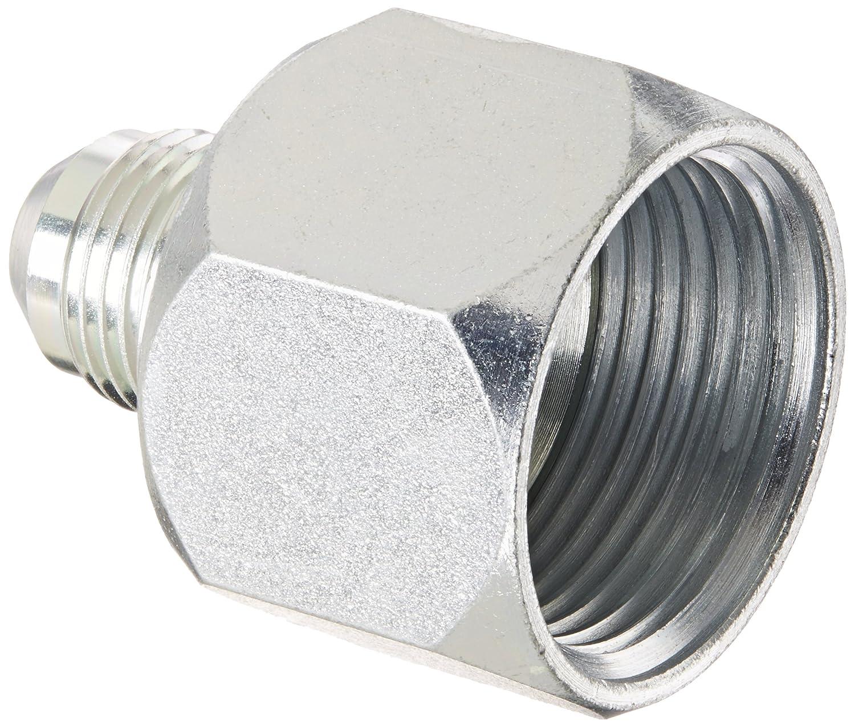 End Size Eaton Aeroquip 221501-16-8S Reducer Carbon Steel Female 37 Degree JIC f NULL Tube OD JIC 37 Degree End Types 1 JIC x 1//2 JIC m