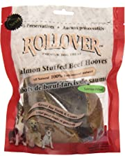 Rollover Salmon Stuffed Beef Hooves, 2-Pack