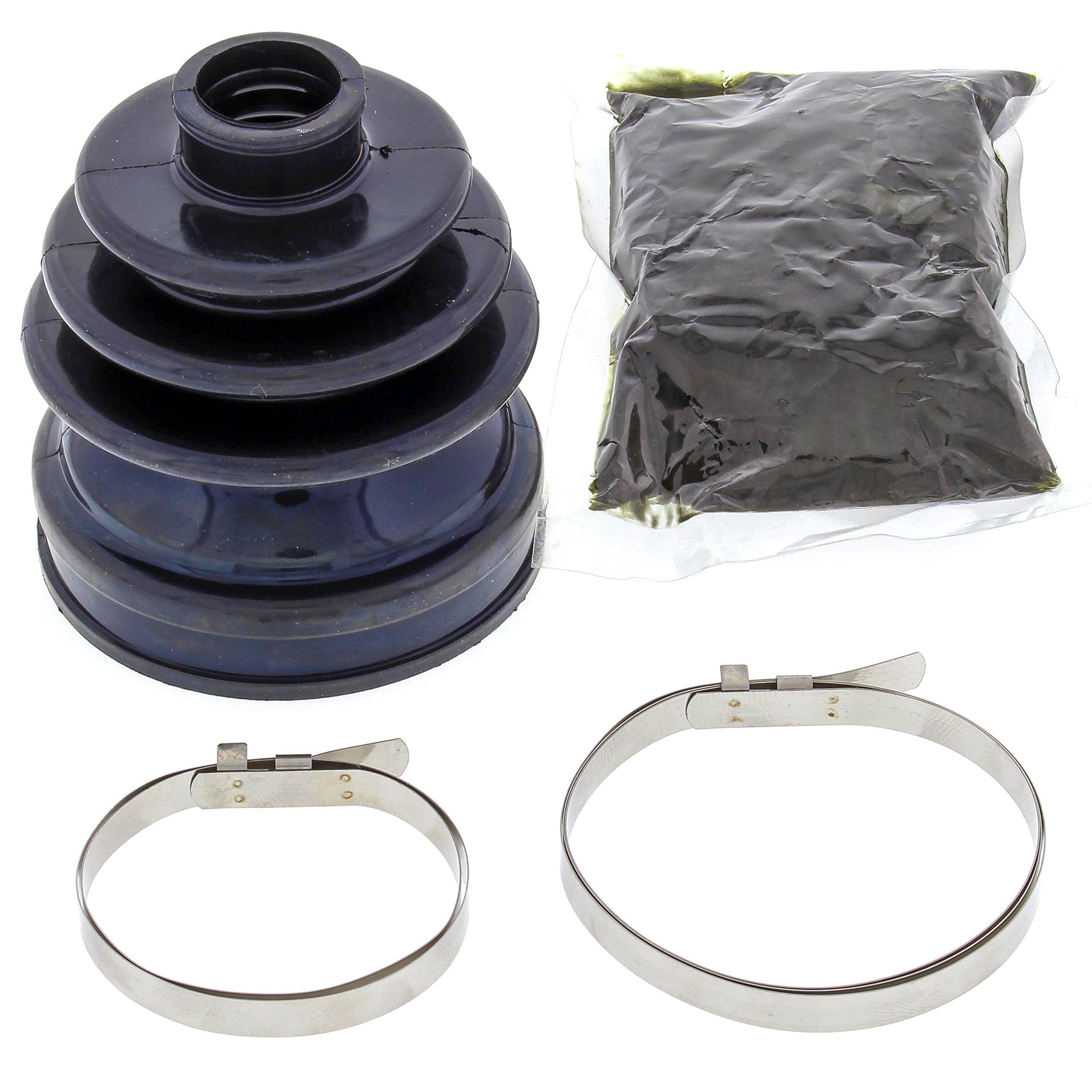 All Balls 19-5018 Black 19mm 68mm x 83mm Long CV Boot Kit