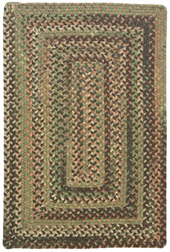 Gloucester Rectangle Area Rug, 5 by 8-Feet, Cabana