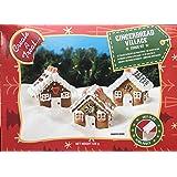 Gingerbread Village Cookie KIT 436g