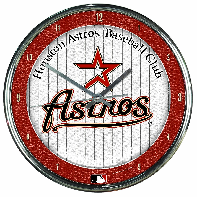 MLB Kansas City Royals Chrome Clock Wincraft 2794012 Christmas Ornament