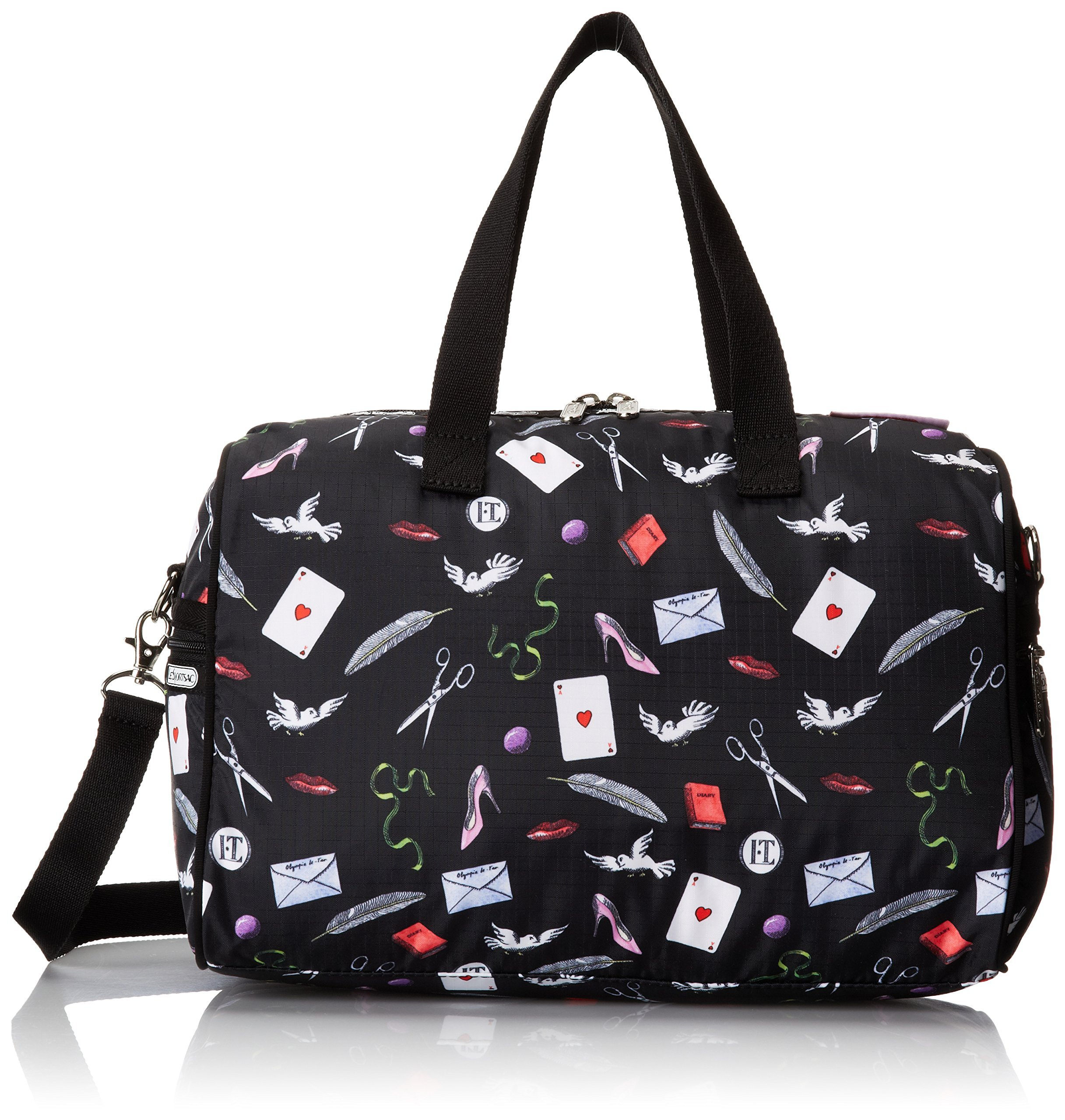 LeSportsac Melanie Shoulder Bag, Love Letters, One Size