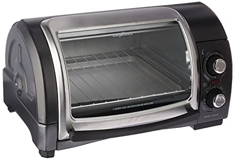 and oven toaster rotisserie dp hamilton convection amazon beach countertop com with