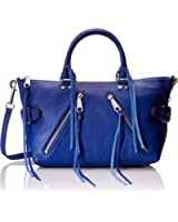 Rebecca Minkoff Moto Satchel Top Handle Bag