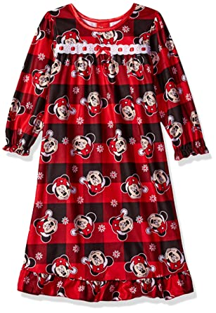 Amazon.com  Disney Girls  Minnie Mouse Granny Nightgown  Clothing f57e68b60