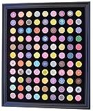 Tiny Treasures, LLC. Black Casino Chip Display