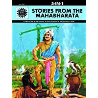 Stories from Mahabharata: 5 in 1 (Amar Chitra Katha) (English Edition)