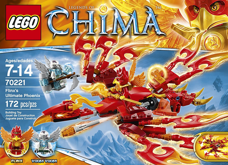 NEW LEGO Voom Voom FROM SET 70221 LEGENDS OF CHIMA LOC107
