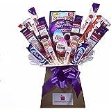 Kids Kinder/Cadbury/Nestle Chocolate Bouquet - Sweet Hamper Tree Explosion - Perfect Gift