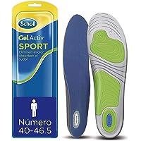 Scholl Plantillas Gel Activ Sport para hombre,