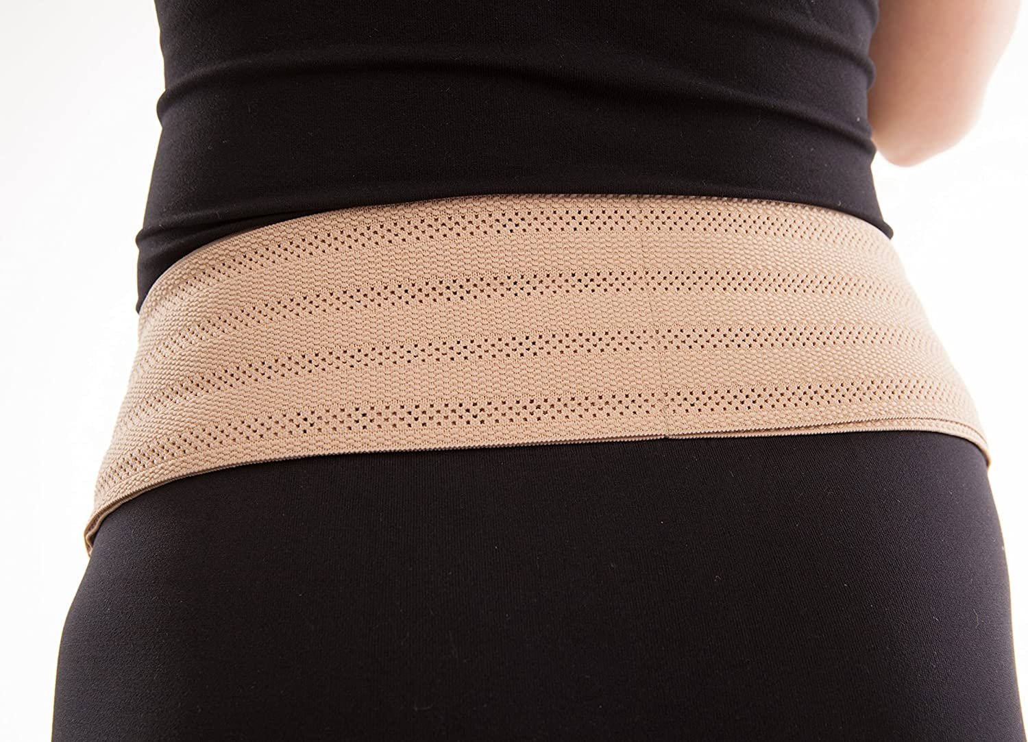 2 in 1 Maternity Support and Post Pregnancy Hip Wrap Back Support GABRIALLA Maternity Belt Abdominal Binder MS-14 Belly Band