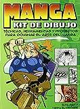 Kit completo de dibujo manga (Artes, técnicas y métodos)