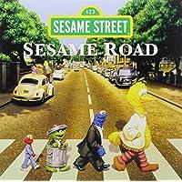 SESAME STREET - SESAME ROAD : COLOURED VINYL