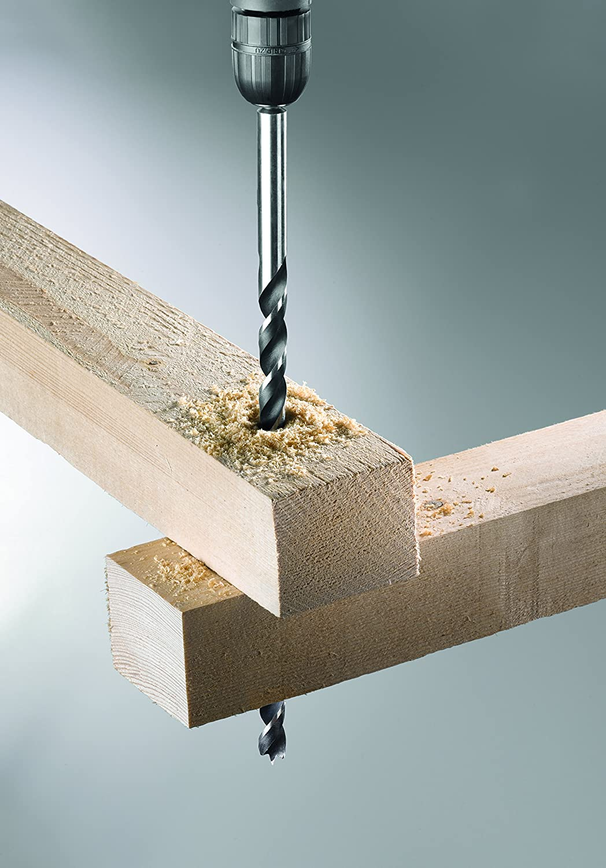 400 MM KWB Drill // Spiral Wood Drill Bit 5128-18 extra long