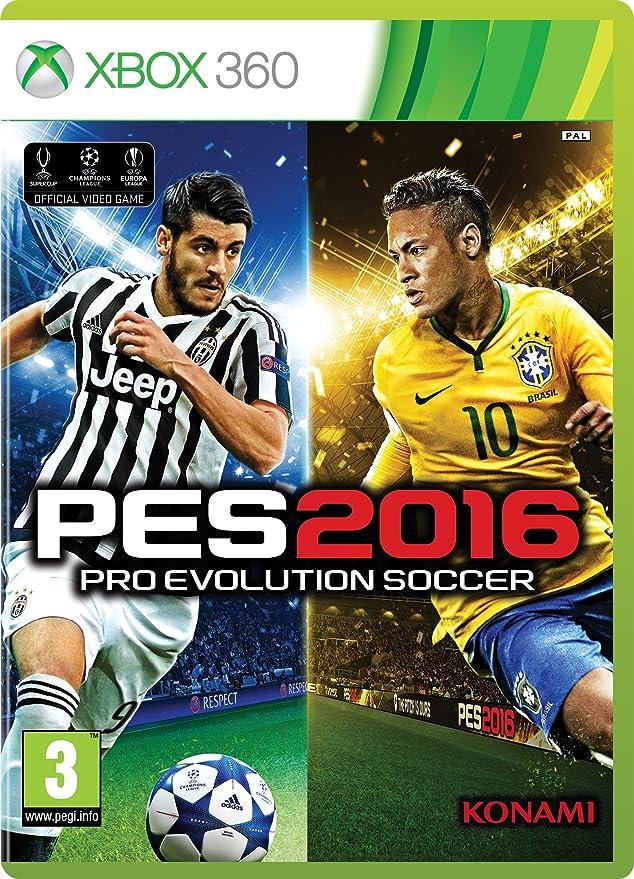 Pro Evolution Soccer 2016 Standard Edition [Importación Inglesa ...