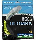 Yonex Badminton String BG-66 Ultimax CH