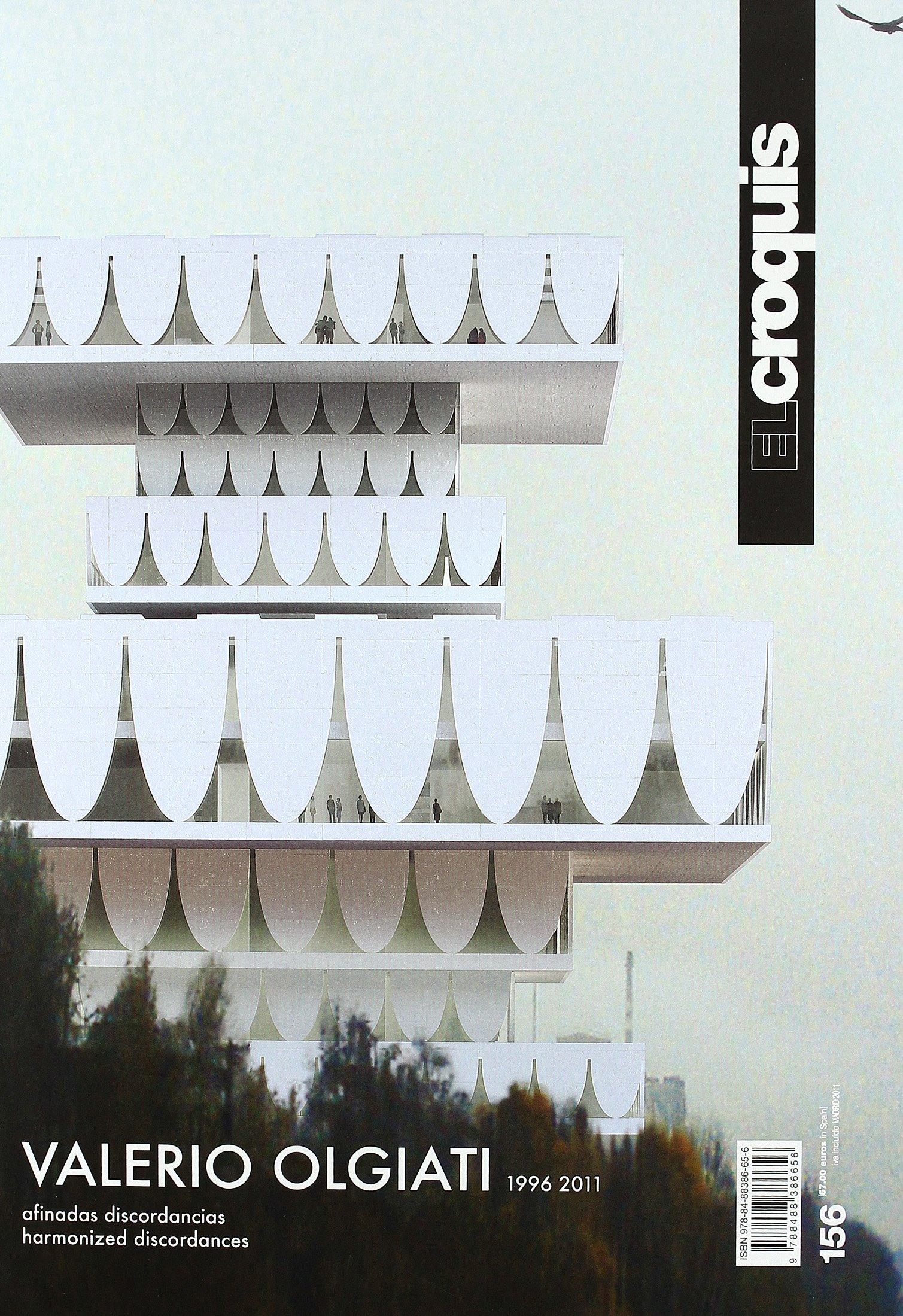 Olgiati 1996-2011. Ediz. inglese e spagnola: 156 (Inglese) Copertina flessibile – 2 ago 2011 Valerio Olgiati El Croquis 8488386656 Arquitectura