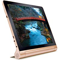 iBall Slide Brace - XJ Tablet (10.1 inch, 3GB, 32GB 4G Volte, Voice Calling), Bronze Gold