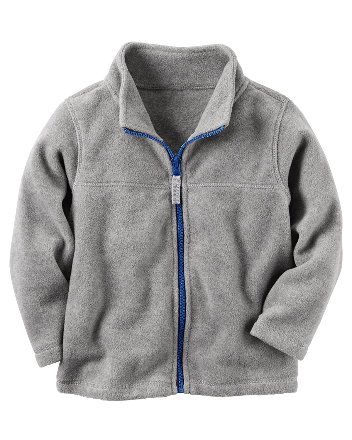 Carter's Little Boys' Zip-Up Heavyweight Fleece Jacket