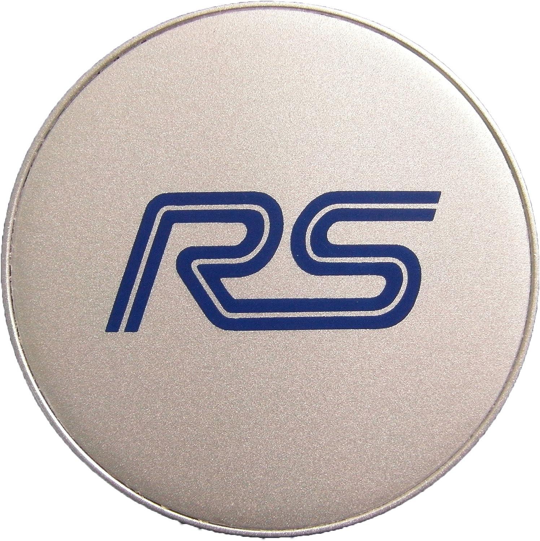 Ford Nabendeckel Felgendeckel Nabenkappe Für Ford Focus Rs 1 Stück Auto