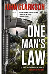 "ONE MAN'S LAW: A Novel of Vengeance (Jack Devlin ""One"" Series Book 2) Kindle Edition"