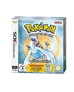 Pokémon Silber [3DS]