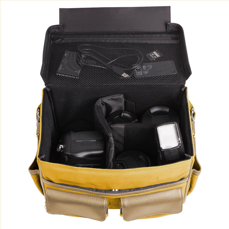 Ra 1DX MarkIII CamBag for Canon EOS M200 PowerShot G5x MarkII G7x MarkIII RP