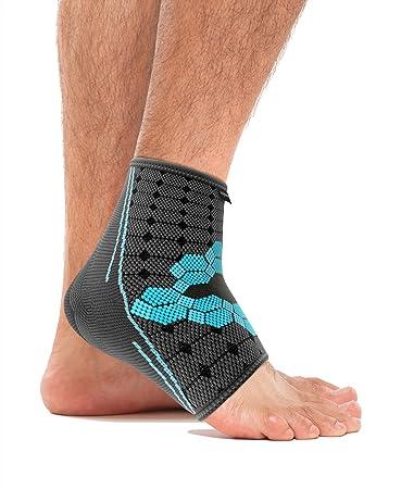 bonmedico® Ekto (NEU!), Fuß-Bandage Mit Wärmefunktion Für Bessere ...