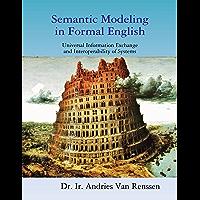 Semantic Modeling In Formal English (English Edition)