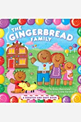 The Gingerbread Family: A Scratch-and-Sniff Book Board book