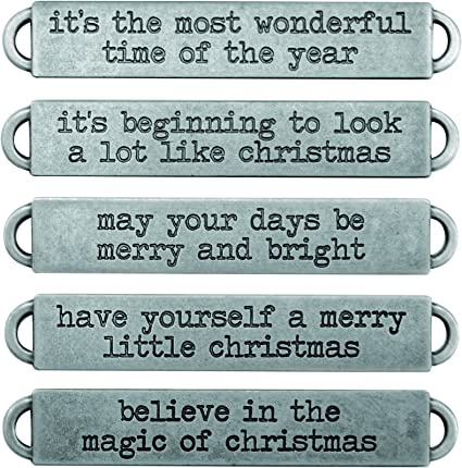 CHRISTMAS TIM HOLTZ IDEA-OLOGY WORD BANDS